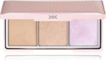XX by Revolution COMPLEXXION PALETTE palette visage entier