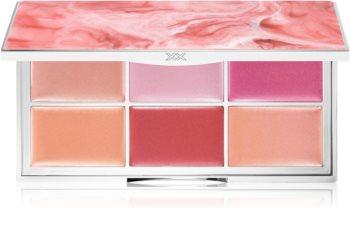 XX by Revolution XXTASY PALETTE palette de blush