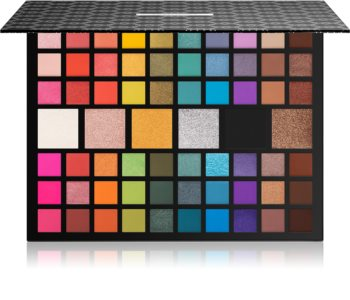XX by Revolution SHADOW PALETTE XXTRAVAGANZA Multifunctional Face Palette for Face and Eyes