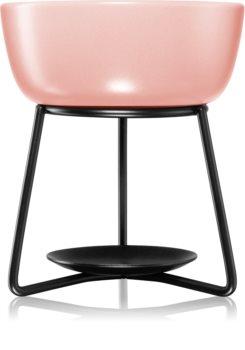 Yankee Candle Pebble lampe aromatique en céramique (Pink Icing)