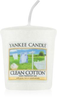 Yankee Candle Clean Cotton mala mirisna svijeća bez staklene posude