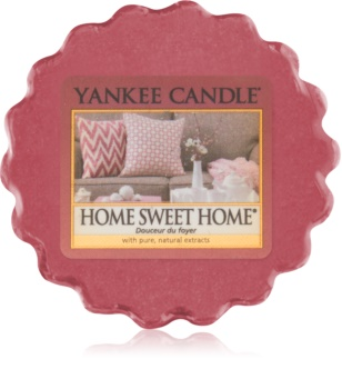Yankee Candle Home Sweet Home tartelette en cire