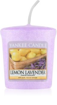 Yankee Candle Lemon Lavender votívna sviečka
