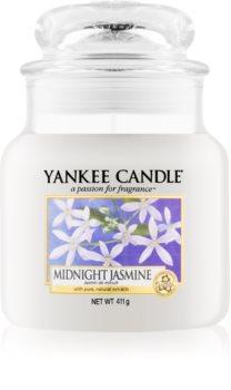 Yankee Candle Midnight Jasmine aроматична свічка Classic  середня