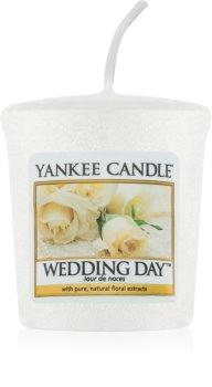 Yankee Candle Wedding Day mala mirisna svijeća bez staklene posude