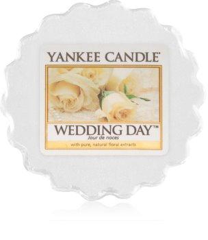 Yankee Candle Wedding Day cera per lampada aromatica