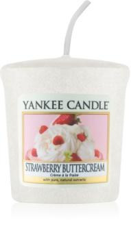 Yankee Candle Strawberry Buttercream votivní svíčka