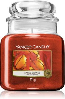 Yankee Candle Spiced Orange ароматическая свеча