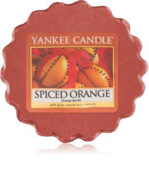 Yankee Candle Spiced Orange tartelette en cire