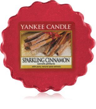 Yankee Candle Sparkling Cinnamon duftwachs für aromalampe