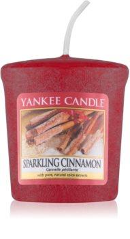 Yankee Candle Sparkling Cinnamon velas votivas