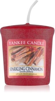 Yankee Candle Sparkling Cinnamon votívna sviečka