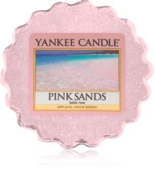 Yankee Candle Pink Sands cera derretida aromatizante