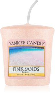 Yankee Candle Pink Sands mala mirisna svijeća bez staklene posude
