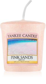 Yankee Candle Pink Sands votivní svíčka