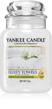 Yankee Candle Fluffy Towels mirisna svijeća