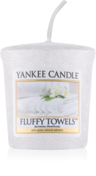 Yankee Candle Fluffy Towels candela votiva
