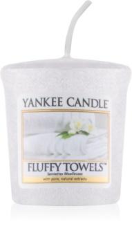 Yankee Candle Fluffy Towels votivní svíčka
