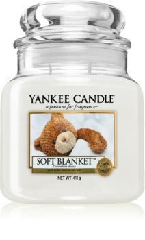 Yankee Candle Soft Blanket Duftkerze