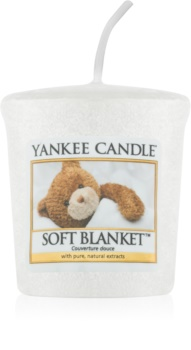 Yankee Candle Soft Blanket viaszos gyertya