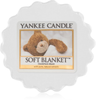 Yankee Candle Soft Blanket Tuoksuvaha