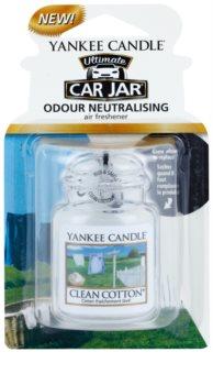 Yankee Candle Clean Cotton άρωμα για αυτοκίνητο κρεμαστή