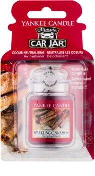 Yankee Candle Sparkling Cinnamon ambientador auto