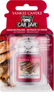 Yankee Candle Sparkling Cinnamon dišava za avto