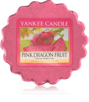Yankee Candle Pink Dragon Fruit cera derretida aromatizante