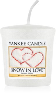 Yankee Candle Snow in Love vela votiva