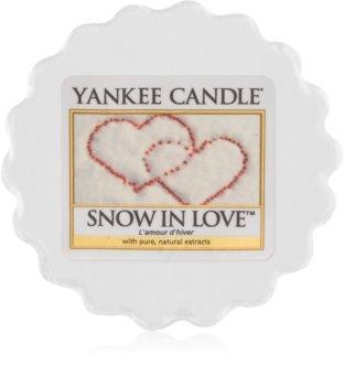 Yankee Candle Snow in Love cera derretida aromatizante