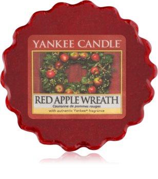 Yankee Candle Red Apple Wreath cera para lámparas aromáticas