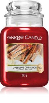 Yankee Candle Sparkling Cinnamon vonná svíčka