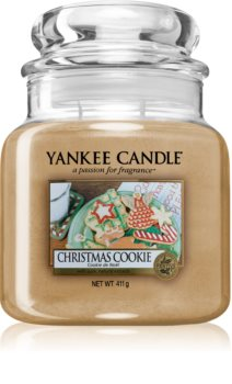 Yankee Candle Christmas Cookie bougie parfumée