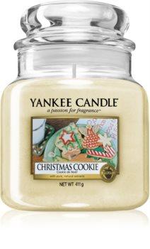 Yankee Candle Christmas Cookie vela perfumada