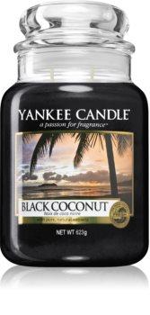 Yankee Candle Black Coconut dišeča sveča