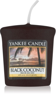 Yankee Candle Black Coconut votive candle