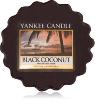 Yankee Candle Black Coconut tartelette en cire