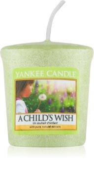 Yankee Candle A Child's Wish vela votiva