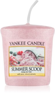 Yankee Candle Summer Scoop vela votiva