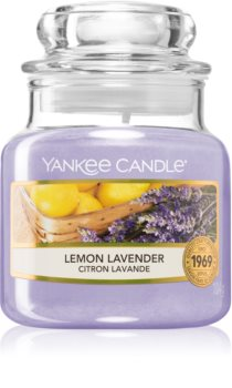 Yankee Candle Lemon Lavender duftlys