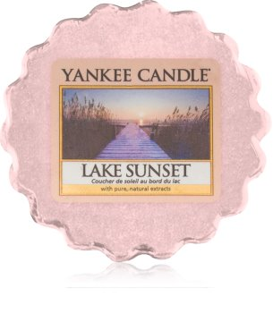 Yankee Candle Lake Sunset cera para lámparas aromáticas