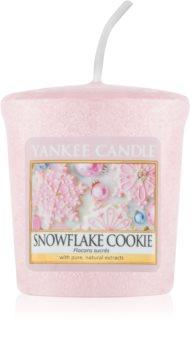 Yankee Candle Snowflake Cookie velas votivas