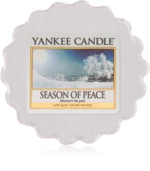 Yankee Candle Season of Peace wax melt