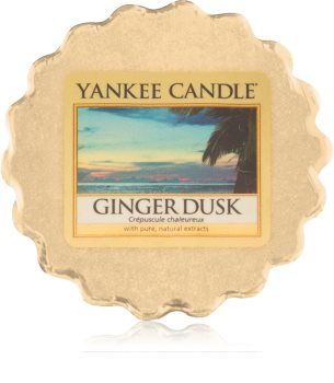 Yankee Candle Ginger Dusk cera para lámparas aromáticas 22 g