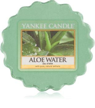 Yankee Candle Aloe Water cera derretida aromatizante