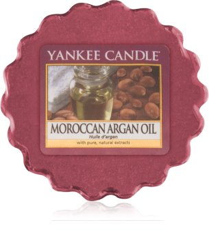 Yankee Candle Moroccan Argan Oil vosk do aromalampy