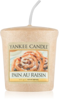 Yankee Candle Pain au Raisin vela votiva