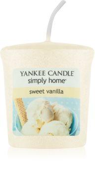 Yankee Candle Sweet Vanilla vela votiva 49 g
