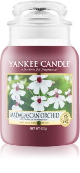 Yankee Candle Madagascan Orchid illatos gyertya  623 g Classic nagy méret